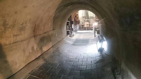 地下神殿へ潜入!旧三河島汚水処分場喞筒場施設