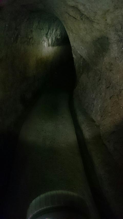 洞窟 洞窟霊場 松蓮社弁天洞 港区 芝公園