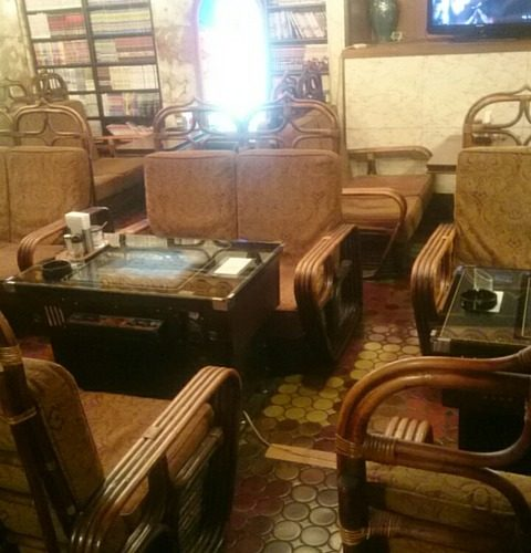 錦糸町「桃山」/テーブル筐体のある喫茶店に引き込まれるのは何故!?