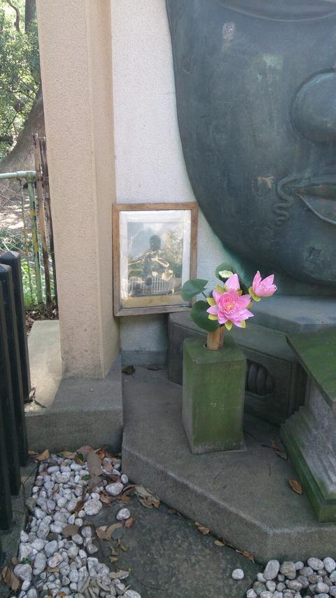 上野にある上野大仏