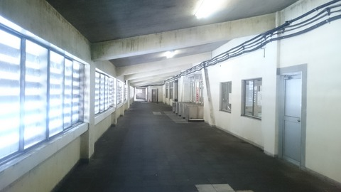 日本一のモグラ駅「土合駅」