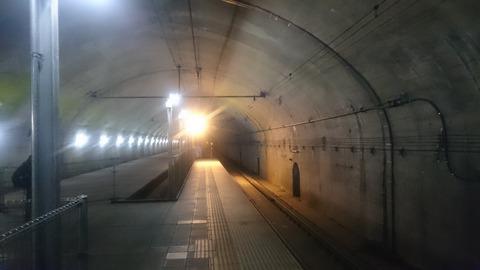 地底70m!まるで洞窟!?現役なのに廃墟感が凄い「土合駅」 日本一のもぐら駅
