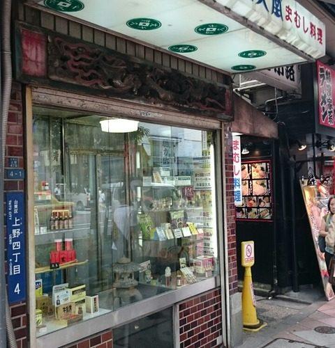 漢方薬専門店なのに蛇料理が食べられる店「文久堂」