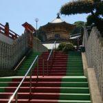 【銚子】駐車禁止…さざえ堂…巡礼の寺 満願寺