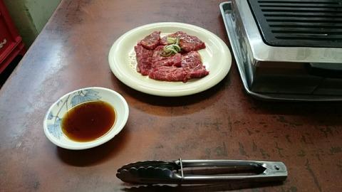 町焼肉 東上野にある昔ながらの老舗焼肉屋「東京苑」