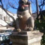 都内3大招き猫発祥の地の一つ新宿区「自性院」