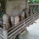 生殖器崇拝/無数に祀られている男根の神様の下に眠る一丈二尺ある巨大な石神様/南守谷 石神神社