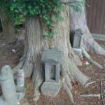 【取手】生殖器崇拝/神明神社にある男根の石仏