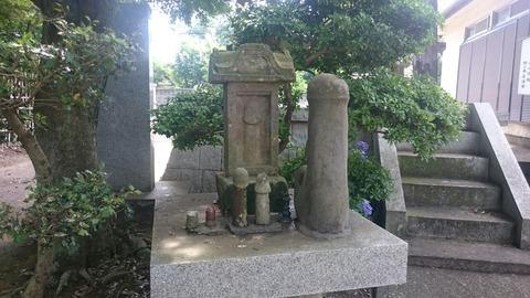 生殖器崇拝/取手にある長福寺にひっそりと鎮座する男の神様