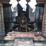 小伝馬町 /油かけ大黒天が都内で唯一祀られている身延別院