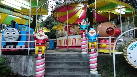 台東区/上野こども遊園地の思い出と閉演の不思議…