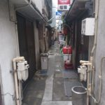 昭和レトロ/松戸本町にあるブルージーな「飲み屋横丁」