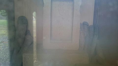 【我孫子】廃寺 観音院跡地にある石神堂に祀られた金精神
