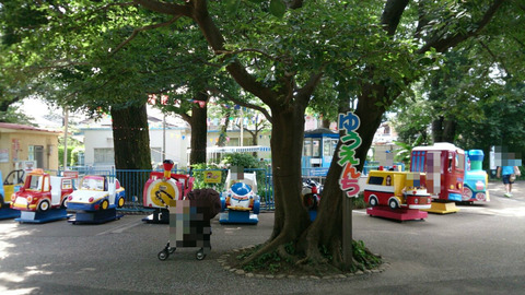 【武蔵野市】井の頭自然文化園内にある昭和レトロな遊園地「スポーツランド」