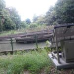 【安食】千葉県印旛郡栄町崎市にある「白山円筒分水」