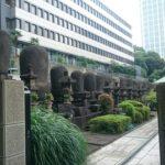 【港区】安蓮社にある普光観智国師の墓