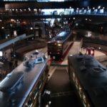 【大宮】鉄道博物館にあるミニ運転列車…