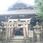 【台東区】浅草/ひっそりとしている被官稲荷神社…