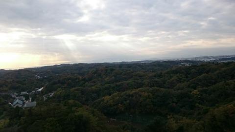 【鎌倉】建長寺の奥にある半僧坊の天狗も驚く絶景…