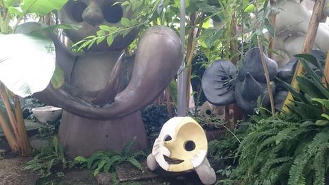 【港区】青山にある岡本太郎記念館