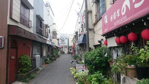 【松戸】松戸みのり台に残る昭和テイストな飲み屋街