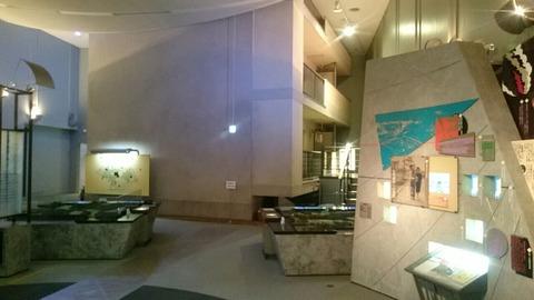 【松戸】団地と竪穴式住居がある『松戸市立博物館』