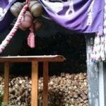 【台東区】浅草 本覚寺 大量の蛙が祀られた蟇大明神