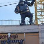 【松戸】五香の観光名所…巨大キングコング