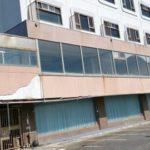 【銚子】閉館して廃墟のようになったグランドホテル磯屋