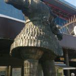 【江戸川区】江戸川競艇場の門番「大魔神」