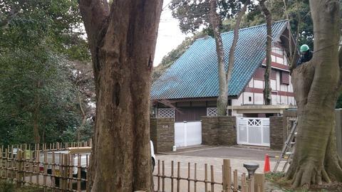 【我孫子】歴史散歩道/天神坂~三樹荘跡~嘉納治五郎別荘跡地