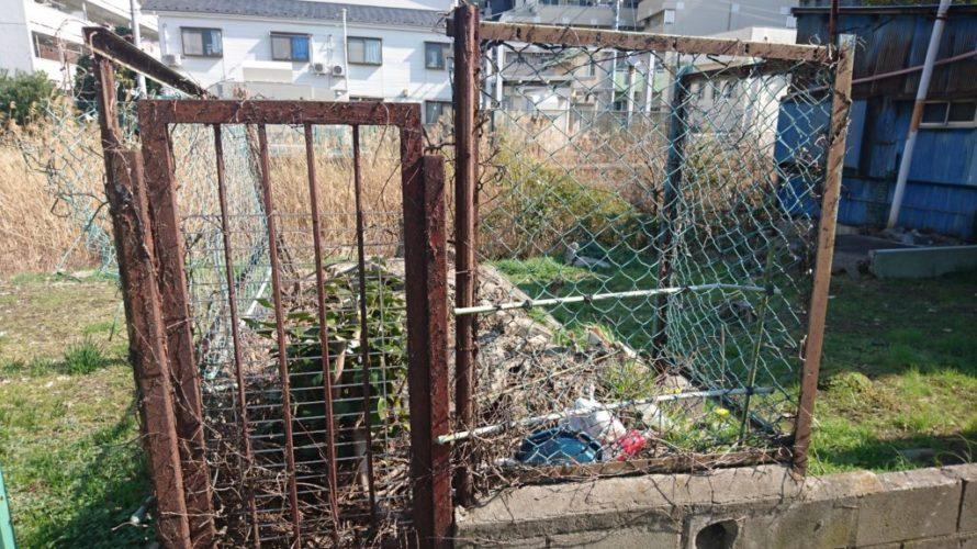 【船橋市】船橋スラムにある無用扉のトマソン…