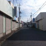 【柏市】土日祝日謎のシャッター通り…ソノサキハ…