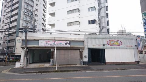 松戸某所にある外国人パブの廃店舗…