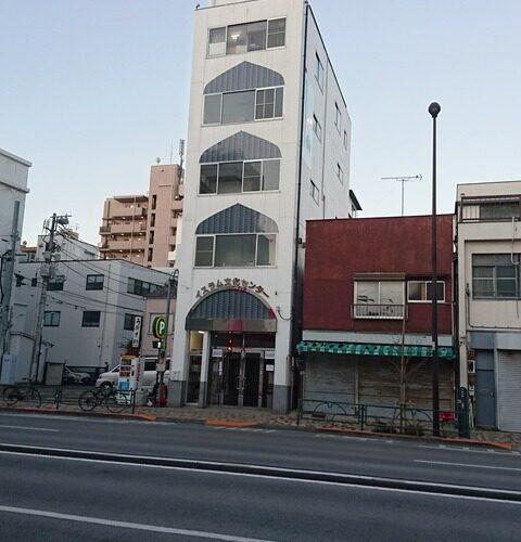 【異国情緒】イスラム文化センター 【台東区】