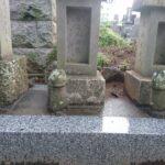 【取手】青柳本願寺に祀られた金精神の背比べ
